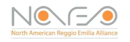 North American Reggio Emilia Alliance Logo