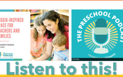 Preschool Podcast Featuring Bernadette Testani of Atelier Kids